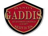 gaddis handy services logo
